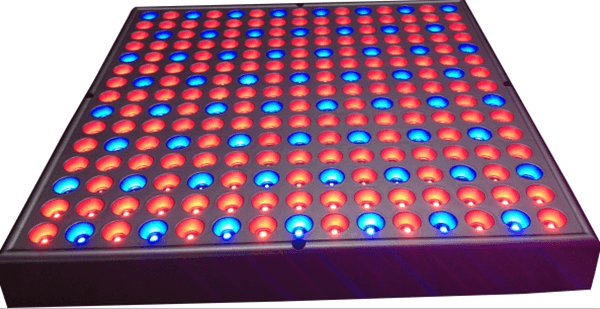 45W led grow light 225 pieces promotion plants growth IP55