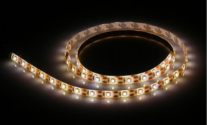 3528-IP68 WW 24Watt led flexible strip